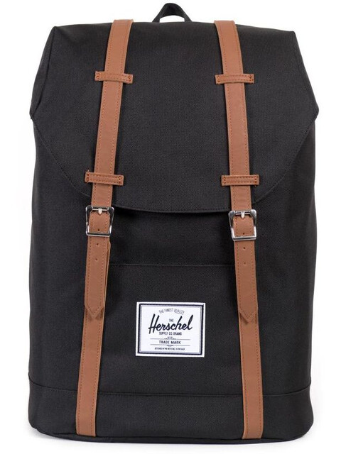 Herschel Retreat Backpack Black/Tan